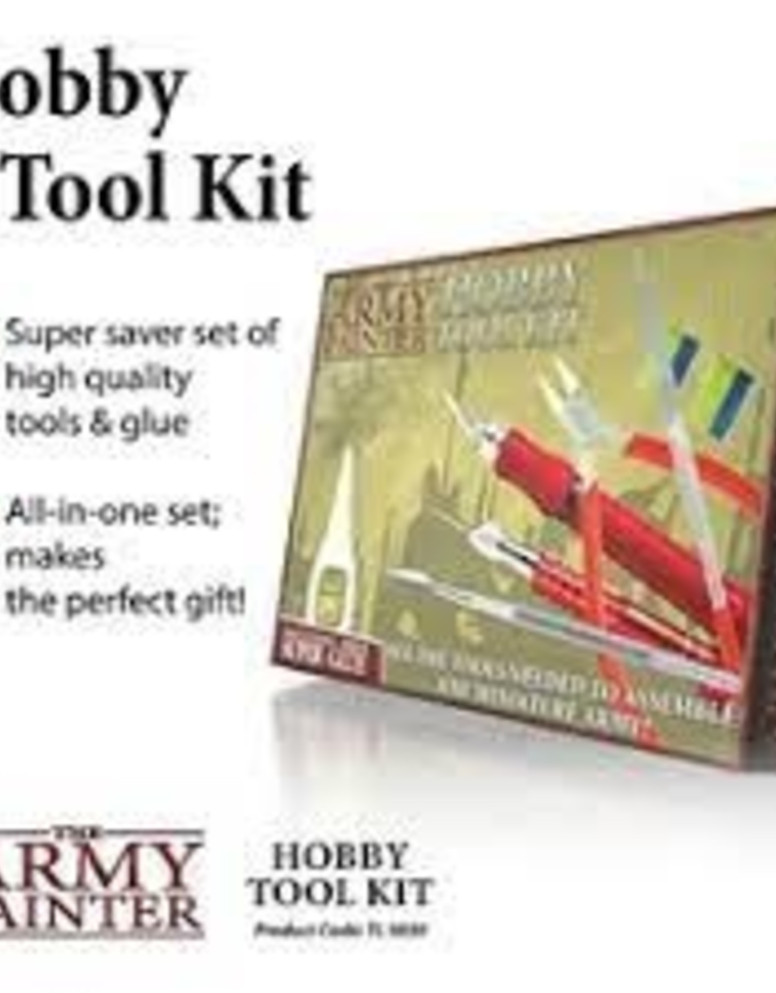 Army Painter Army Painter: Hobby Tool Kit (New Version)