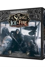 CMON A Song of Ice & Fire: Night's Watch Starter Set