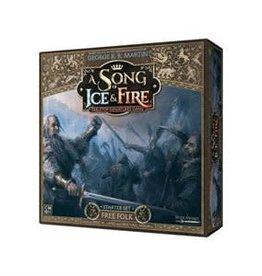 CMON A Song of Ice & Fire: Free Folk- Starter Set