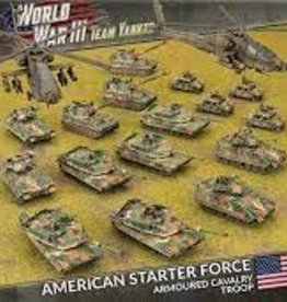 Battlefront Miniatures Team Yankee WWIII: American Starter Force