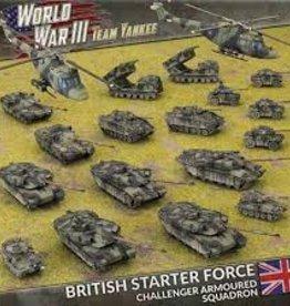 Team Yankee: British Challenger Armoured Squadron