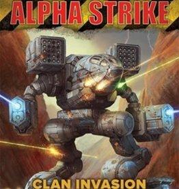 Catalyst Game Labs BattleTech: Alpha Strike Clan Invasion Cards