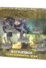 Catalyst Game Labs BattleTech: Clan Elemental Star
