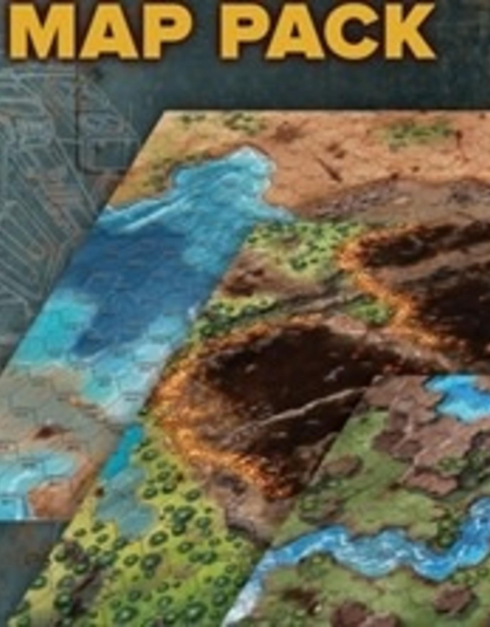 Catan Studio BattleTech MapPack: Battle for Tukayyid