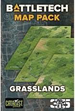 Catalyst Game Labs BattleTech Map Set - Grasslands