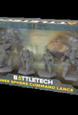 Catalyst Game Labs BattleTech: Inner Sphere Command Lance