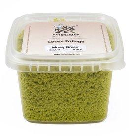 Huge Miniatures Huge Miniatures: Mossy Green
