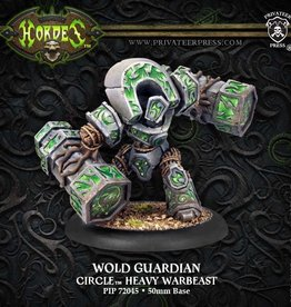 Hordes Circle of Orboros: Wold Guardian