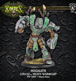 Hordes Circle of Orboros: Megalith