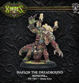 Privateer Press Hordes: Minions: Maelok the Dreadbound