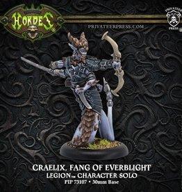 Hordes: Legion of Everblight: Craelix, Fang of Everblight