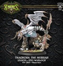 Hordes: Legion of Everblight: Thagrosh the Messiah