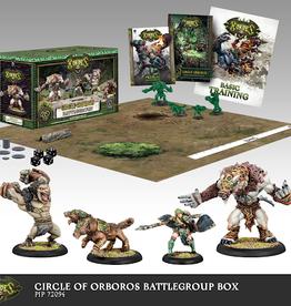 Privateer Press Hordes: Circle Orboros Battlegroup Starter Box