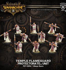 Warmachine: Menoth: Temple Flameguard