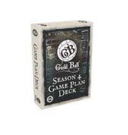 Guild Ball: Gameplan Deck