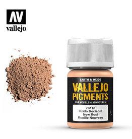 Vallejo Vallejo Pigment: New Rust