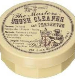 The Masters: Brush Cleaner and Preserver