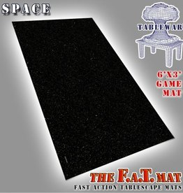 F.A.T. Mats: Space 6×3'