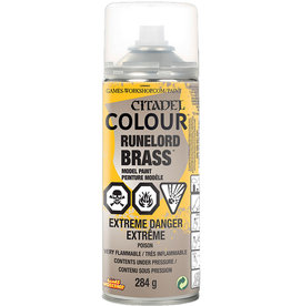 Citadel Paints: Runelord Brass (Spray)