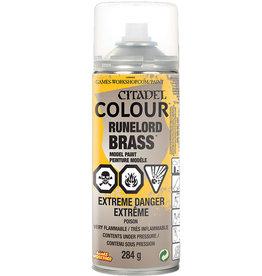 Games Workshop Citadel Paints: Runelord Brass (Spray)