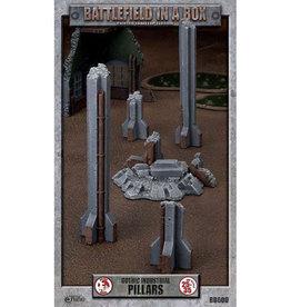 Battlefield in a Box: Gothic Industrial- Pillars