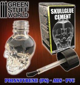 Green Stuff World: Skull Glue Cement for Plastics