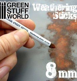 Green Stuff World: Weathering Brushes 8mm