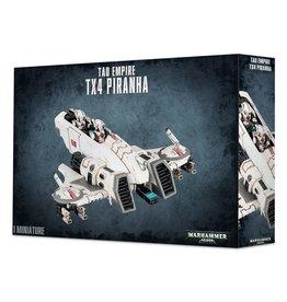 Games Workshop Warhammer 40,000: TX4 Piranha