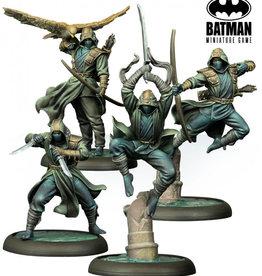 Batman Miniature Game: League of Assassins Acolytes