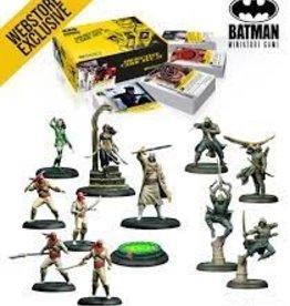 Batman Miniature Game League of Assassins Card Pack
