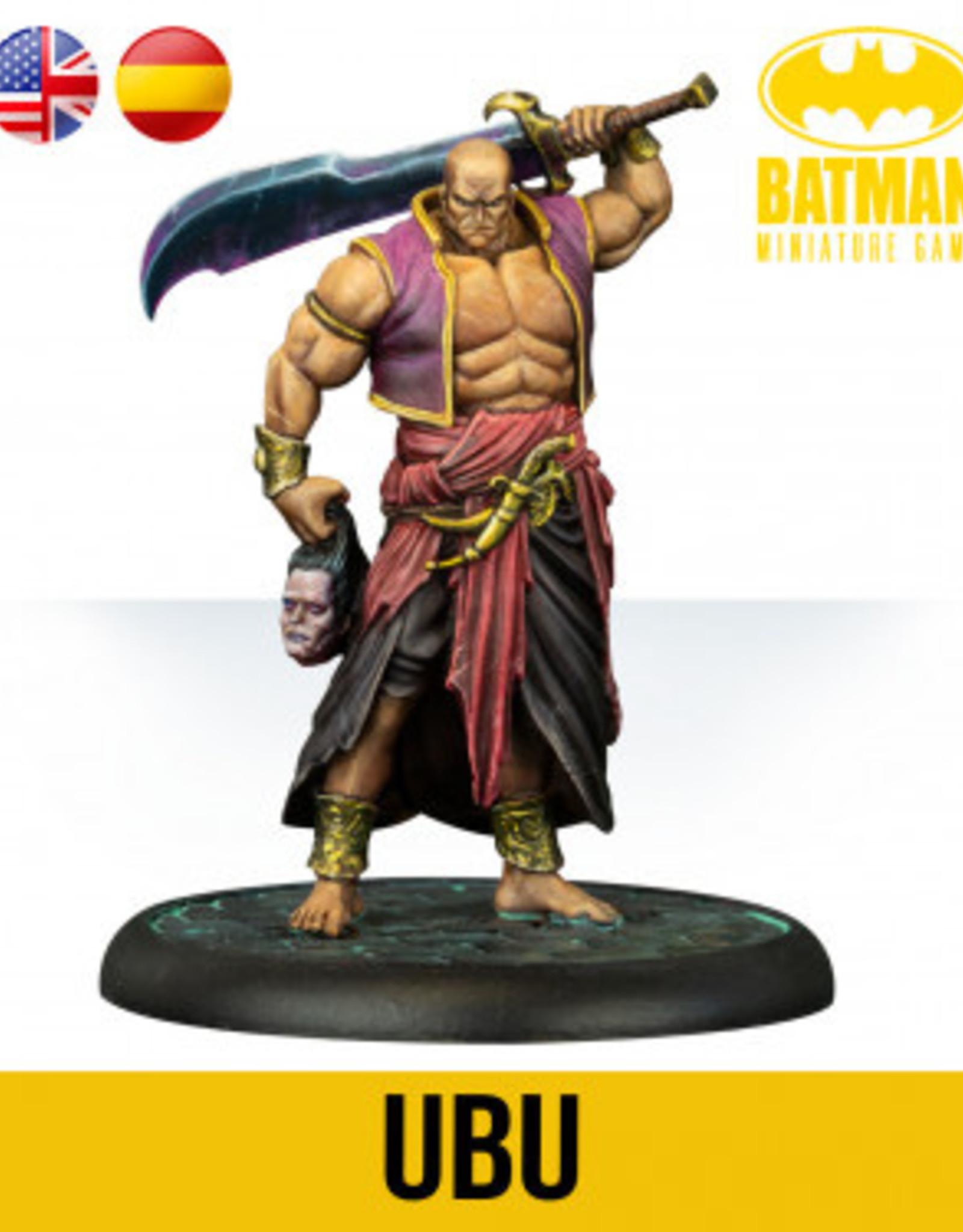 Batman Miniature Game: UBU