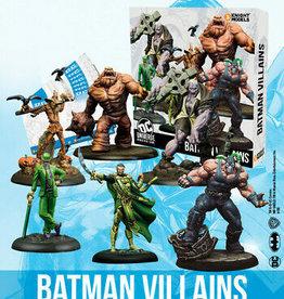 DC Universe Miniature Game: Batman's Villains