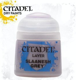 Citadel Paints: Slaanesh Grey (Layer)