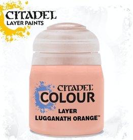 Citadel Paints: Lugganath Orange (Layer)