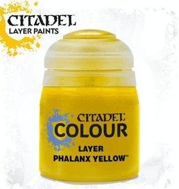 Citadel Paints: Phalanx Yellow (Layer)