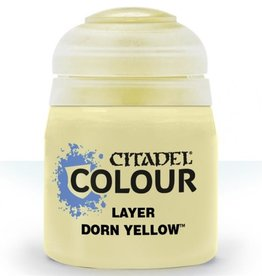 Citadel Paints: Dorn Yellow (Layer)