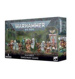 Games Workshop Warhammer 40,000: Sanguinary Guard
