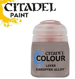 Citadel Paints: Canoptek Alloy (Layer)