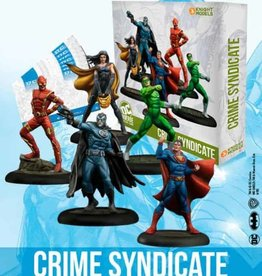 DC Universe Miniature Game: Crime Syndicate (2019)