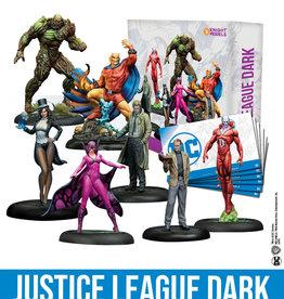 DC Universe Miniature Game: Dark Justice League