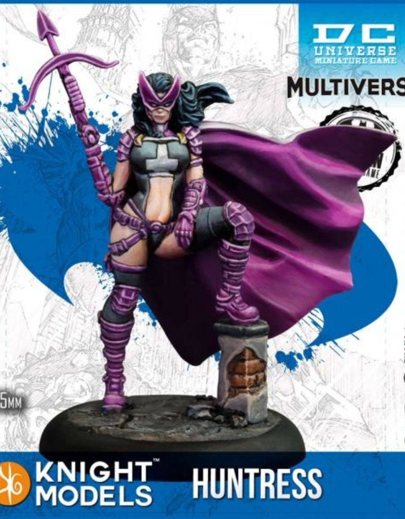 Batman Miniatures Game 2nd Edition: Huntress