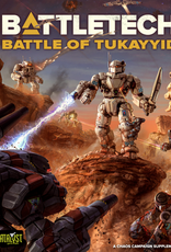Catalyst Game Labs Battletech: Battle of Tukayyid