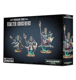 Games Workshop Warhammer 40,000: Exalted Sorcerers