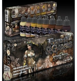 Scale75 Scale 75: Steam and Punk Paint Set