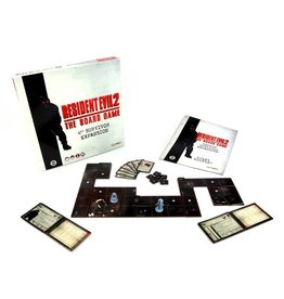 Resident Evil 2: The Board Game- 4th Survivor