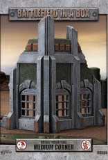 Battlefield in a Box: Gothic Industrial- Medium Corner