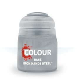 Citadel Paints: Iron Hands Steel (Base)