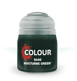 Citadel Paints: Nocturne Green (Base)