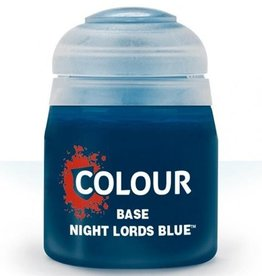 Citadel Paints: Night Lords Blue (Base)