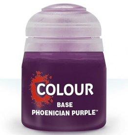 Citadel Paints: Phoenician Purple (Base)